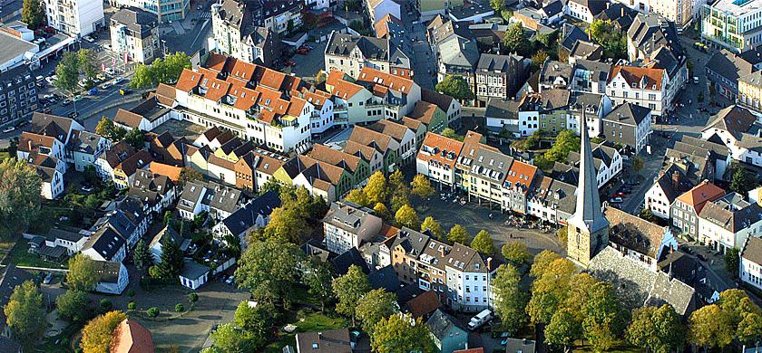 Unser gemeinsames Engagement investieren wir in die Attraktivität der Schwerter Bahnhofstraße.
